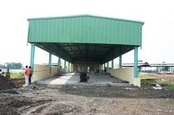 Clear Span Sheds for Warehouse