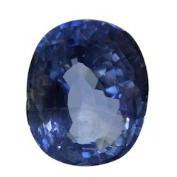 Decorative Blue Sapphire Gemstone