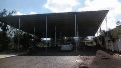 Grid Tie Solar Car Port