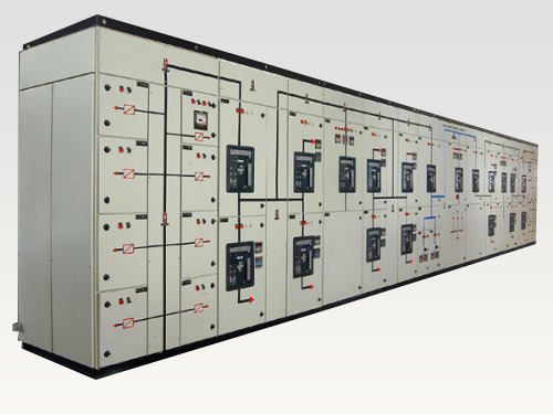 Control Panel - APFC Control Panel Manufacturer from Ahmedabad