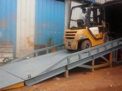 Heavy Duty Dock Ramp
