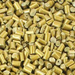 Metallic Golden Masterbatch