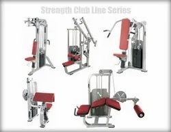 Presto D Series Strength Machine