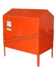 Metal Donation Box