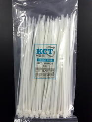 White Nylon Cable Tie