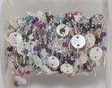 Citrine Beaded Jewelry Chain