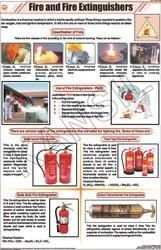 Fire & Fire Extinguishers For General Chart