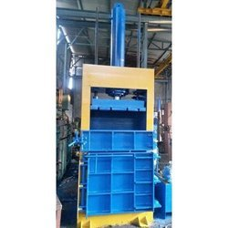 Heavy Duty Plastic Film Baling Machine