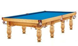 Snooker Table In 777 Cloth