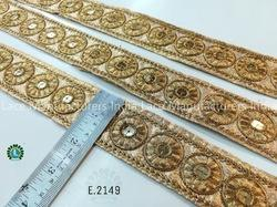 Embroidered Lace E2149