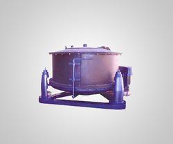 MS Rubber Lining Basket Centrifuge
