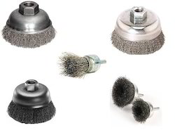 Crimped Cup Brushes