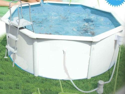 Prefabricated Pools - Steel Wall Pools VC 918 Exporter from New Delhi