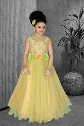 Kids Embroidered Party Wear