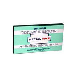 Spas: Meftal Spas Uses