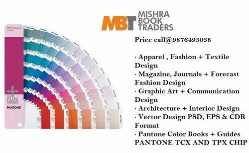 Pantone Color Book - Pantone Metallics Coated Guide GG1507 Retailer ...