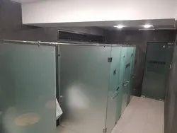 Toughened Glass Shower Cabin