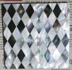 Mother of Pearl Sea Shell Tile