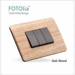 Fotolia Plates Modular Switches