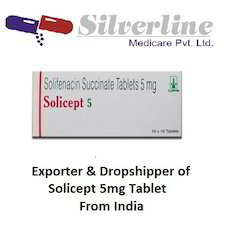 Solicept 5mg Tablet