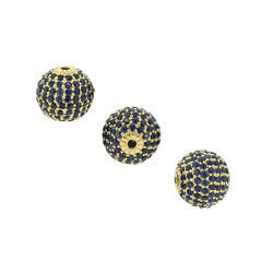 Black Spinel Ball Findings