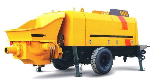 Hire Sale And Rental - Concrete Pump Rental Manufacturer from New Delhi