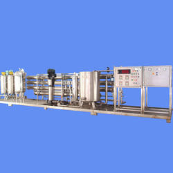 Water Treatment Plant - Industrial Waste Water Treatment Plants