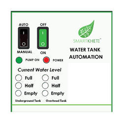 Smart Kheti Water Level Controller