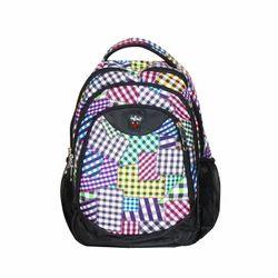 Infinit Multicolor School Backpack
