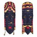 Terracotta Long Mask Set