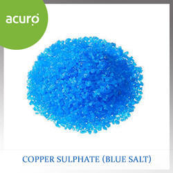 Copper Sulphate (Blue Salt)