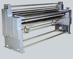 Four Bar Rotary Cutting and Creasing Machine