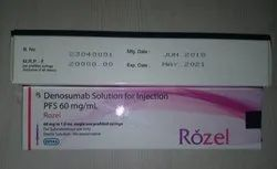 Rozel 60mg Injection