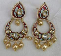 Imitation Jewelry Designer Imitation Earring Wholesaler from Surat