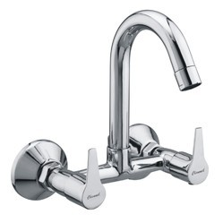 Sink Mixed with Swinging Spout