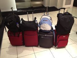 Unaccompanied Baggage and International Courier Services