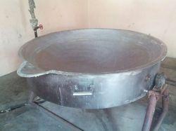 Milk Khoya Making Pan