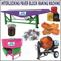 Interlocking Paver Block Making Machine