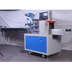 Horizontal Biscuit Form Fill Seal Machine