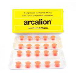 Sulbutiamine Tablet