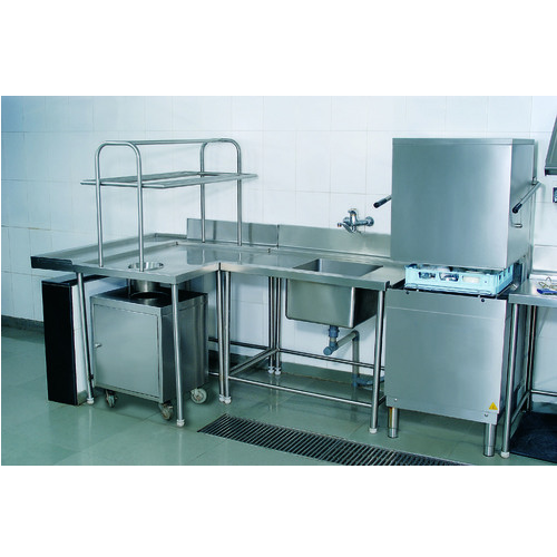 Power Washing Machine >> WASHING AREA - Washing Area Kitchen Equipment Manufacturer from Mumbai