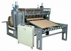 Single Face Oblique Type Corrugation Paper Machine