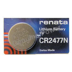 LiMnO2 Coin Batteries