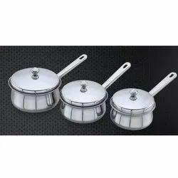 Pan Collections Royal Touch Sauce Pan Set