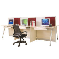 Linear Modular Office Workstations