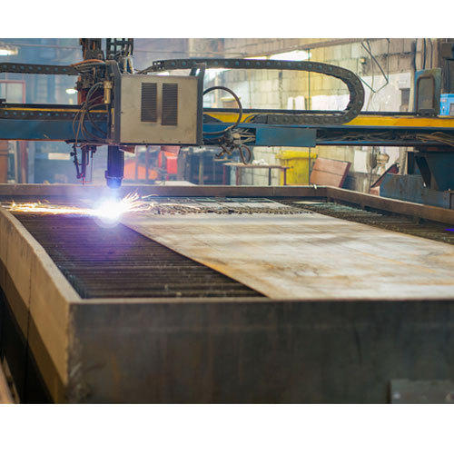 Metallic Fabricator Company Mexico: Plate Profile Cutting Service