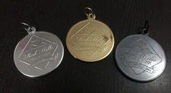 Die Embossing Medals