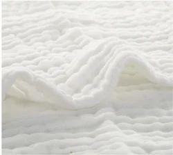 Baby Muslin Blankets 4 Layers Super Soft Breath Comforter