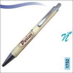 Wooden Foil Ball Pen