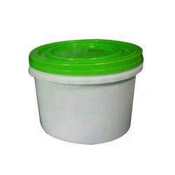 2.5 kg Plastic Empty Jam Container